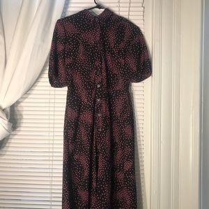 Kate Spade New York smocked dress